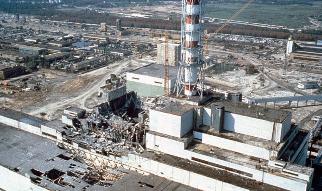 Chernobyl disaster – The nuclear accident in Pripyat