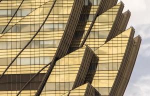 Grand Lisboa – The hotel and cityscape in Macau
