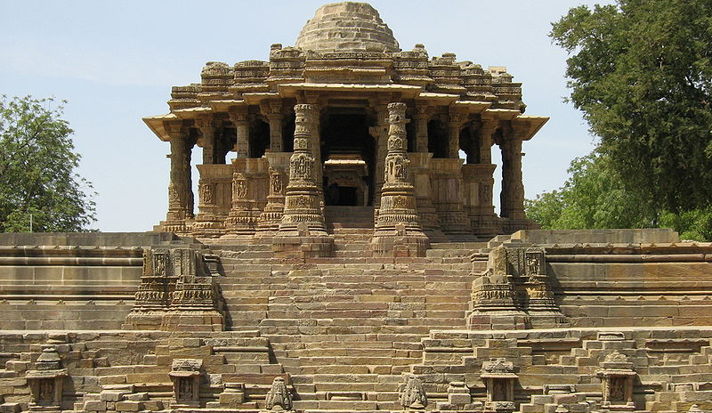 Sun Temple – The Hindu temple in Modhera