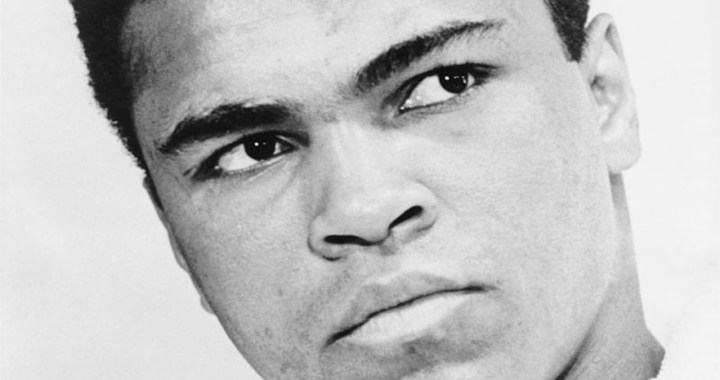 "Cassius Clay -""The Greatest"" began boxing training in Louisville"