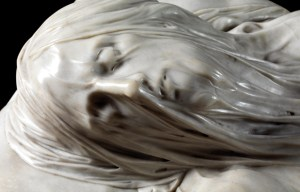 Cristo Velato – The Veiled Christ sculpture is being exhibited in Naples