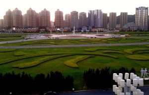 Xinghai Square – The largest city square in the world in Dalian