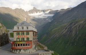 Hotel Belvédère Rhonegletscher – The Iconic Swiss Hotel in Belvédère Obergoms