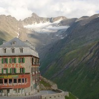 Hotel Belvédère - The Iconic Swiss Hotel in Belvédère Obergoms