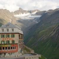 Hotel Belvédère Rhonegletscher - The Iconic Swiss Hotel in Belvédère Obergoms