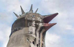 Gereja Ayam – The bird-shaped church for all nations in Magelang