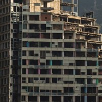Torre de David - The abandoned skyscraper in Caracas