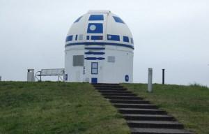 Zweibrücken Observatory – The giant R2-D2 Observatory in Zweibrücken