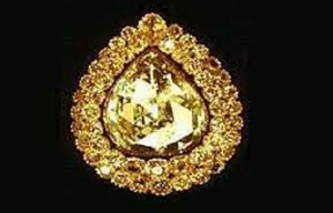Spoonmaker's Diamond – The Legendary Diamond is being exhibited in Istanbul