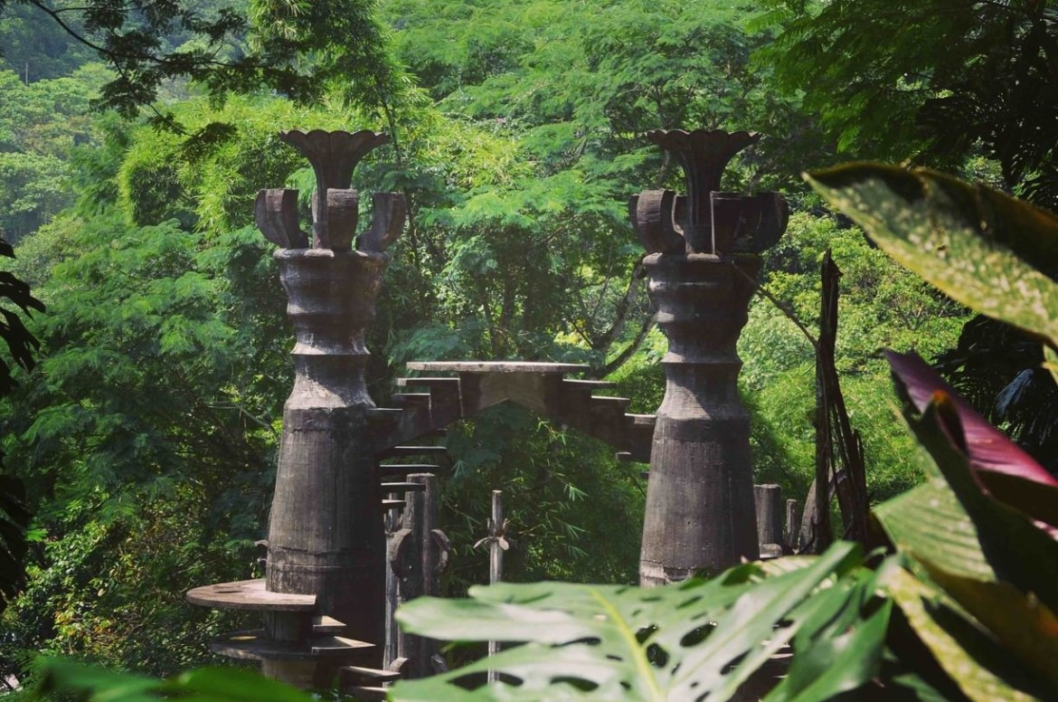 Las Pozas – The surrealistic group of structures in Xilitla