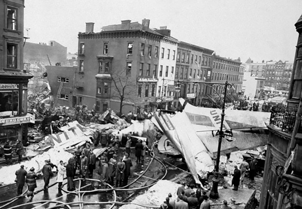 United Airlines Flight 826 – The Park Slope Crash in Brooklyn