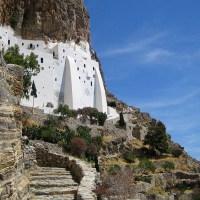 The Monastery of Hozoviotissa - The spiritual jewel of Orthodox Christianity in Amorgos