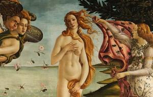 The Birth of Venus – The Venus Anadyomene is being exhibited in Florence