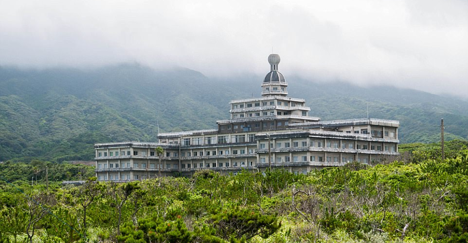 Hachijo Royal Hotel – The Luxury hotel in Hachijō-jima