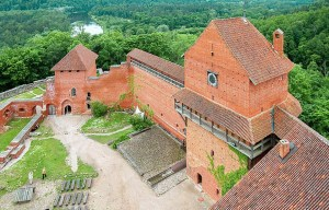 Turaida Castle – The reconstructed medieval castle in Turaida