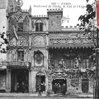 Cabaret du Ciel and de l'Enfer - The Cabaret of Heaven and Hell in Paris