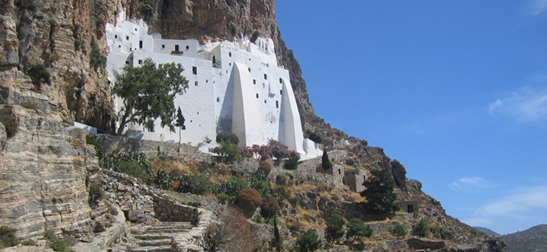 The Monastery of Hozoviotissa – The spiritual jewel of Orthodox Christianity in Amorgos