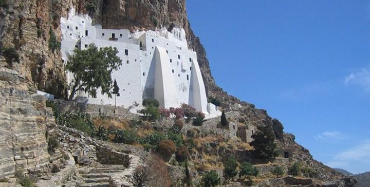 The Monastery of Hozoviotissa – The spiritual jewel of Orthodox Christianity in Amorgos