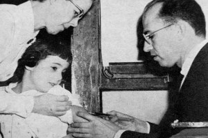 Polio vaccines – Jonas Salk discovers one of the first vaccine in Pittsburgh