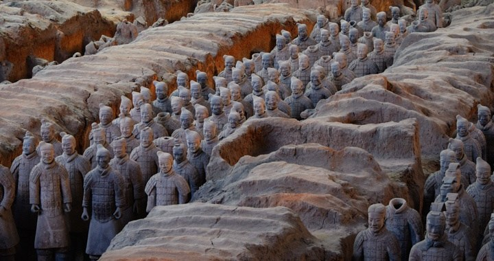Terracotta Army – The World's Largest group of ceramic figurines in Lintong