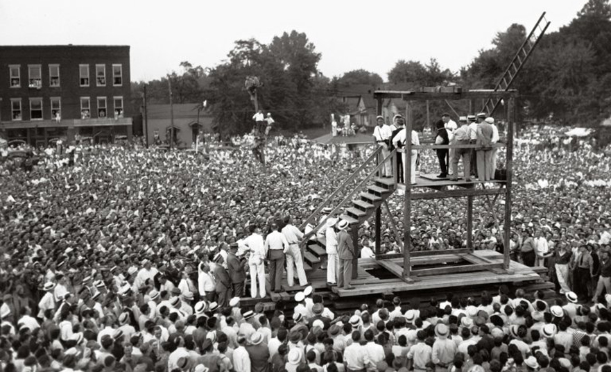 Rainey Bethea – The last person publicly executed in the United States in Owensboro
