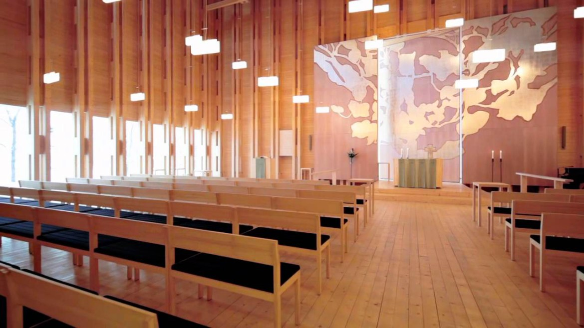 Viikki Church – The modern Evangelical Lutheran church in Helsinki