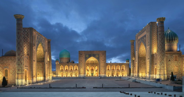 Registan – The heart of the ancient city of the Timurid Empire in Samarkand
