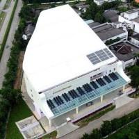 Rajanagarindra Institute of Child Development - The building shaped like a grand piano in Don Kaeo