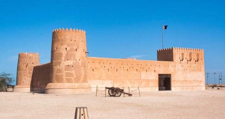 Al Zubara Fort – The historic Qatari military fortress in Al Shamal