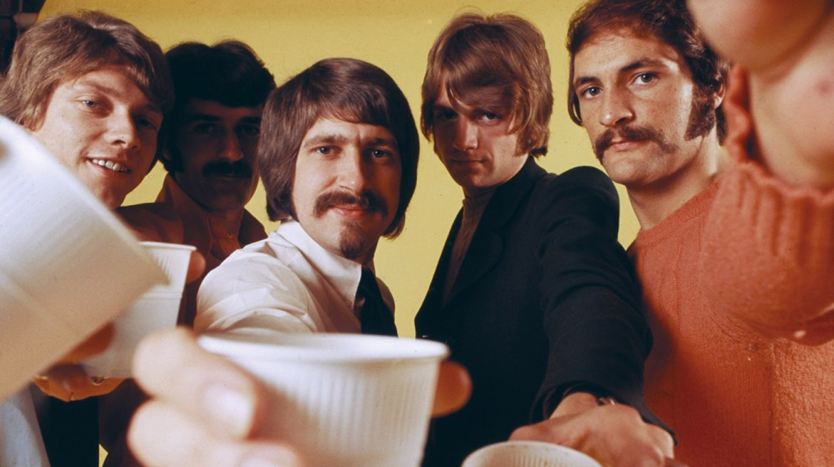 "The Moody Blues recorded ""Nights in White Satin"" in London"