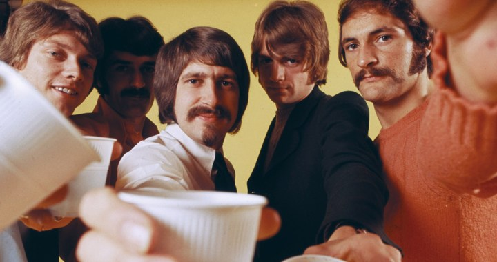 """The Moody Blues recorded """"Nights in White Satin"""" in London"""
