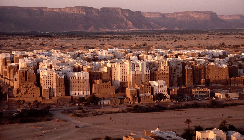 Shibam – The Skyscraper city of the  Desert in Shibam