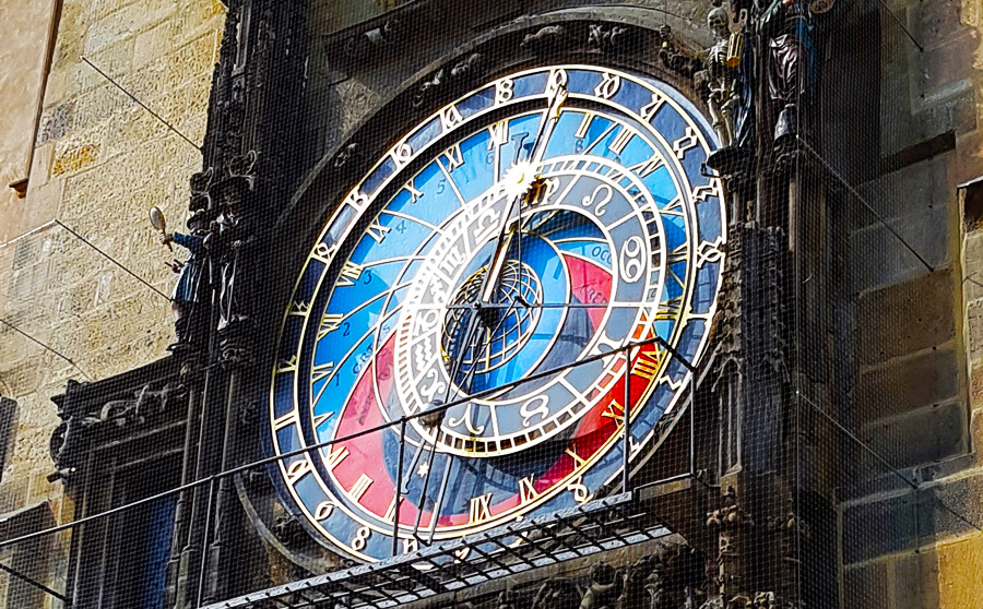 Prague Orloj – The world's oldest clock still operating in Prague