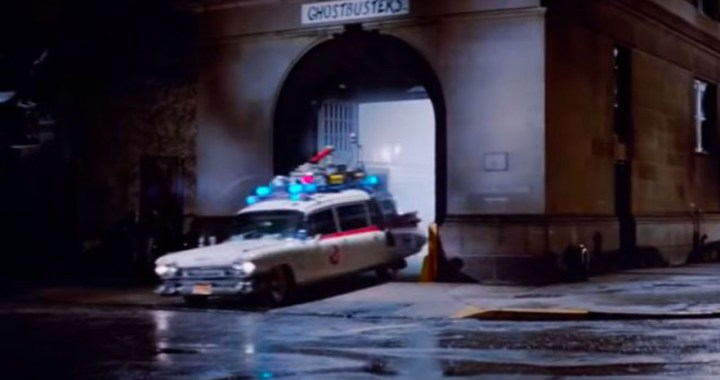 Hook & Ladder Company 8's firehouse – The base of the Ghostbusters in Manhattan