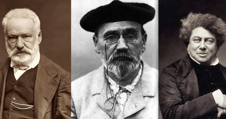 Hugo – Zola – Dumas: The famous novelists together at the Panthéon in Paris