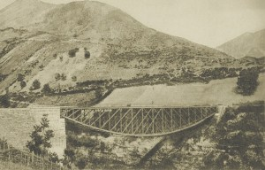 Neretva Bridge – The bridge of the Battle for the Wounded in Jablanica