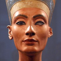 Nefertiti Bust - The symbol of the Ancient Egypt is being exhibited in Berlin