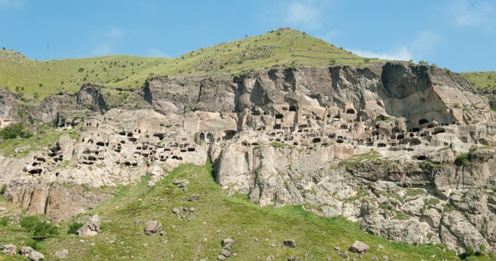 Vardzia – The cave monastery in Gogasheni