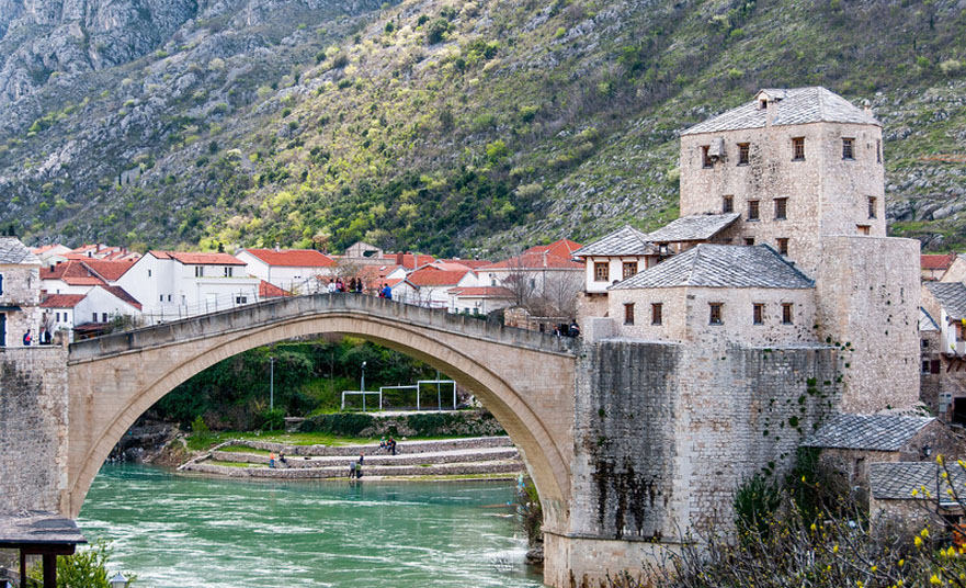 Stari Most – The bridge symbol in Mostar