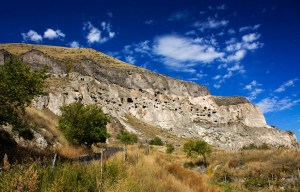 Vardzia – The cave monastery in Gogasheni