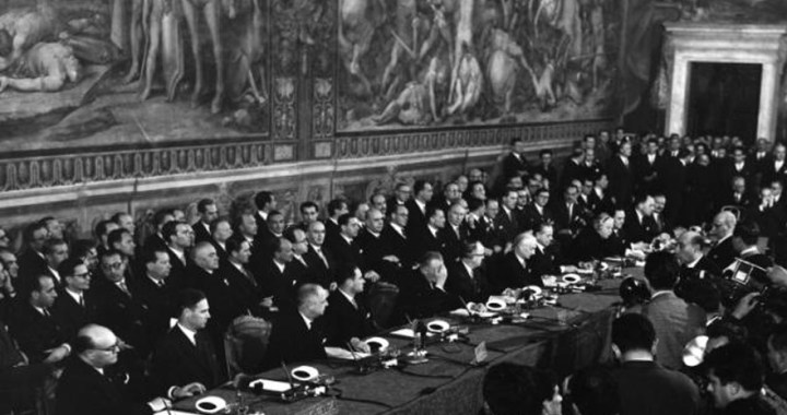 European Union – Treaty establishing the European Community in Rome