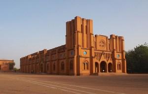 Ouagadougou Cathedral – The Cathedral of the Immaculate Conception in Ouagadougou