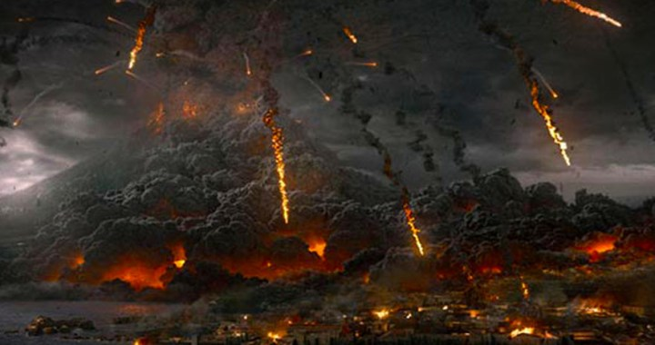 Eruption of Mount Vesuvius – The last day of the ancient city in Pompeii