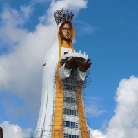 Mother of All Asia - The tower of peace in Batangas City