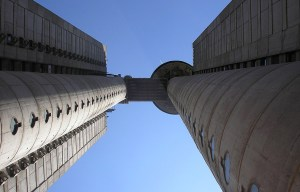 Western City Gate – The Brutalist skyscraper in Belgrade