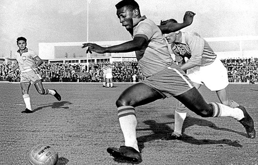 Pelé – The birthplace of the Brazil's football legend in Três Corações