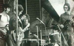 Fleetwood Mac – The band opening their very first ever gig in Windsor