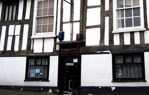A Christmas Carol – The business office of Ebenezer Scrooge in Shrewsbury