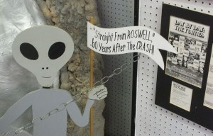 International UFO Museum and Research Center – The location of the UFO history in Roswell