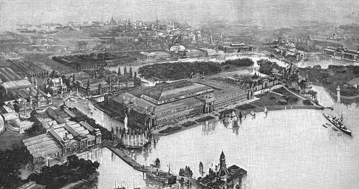Jackson Park World's Columbian Exposition – The great neoclassical paradise in Chicago